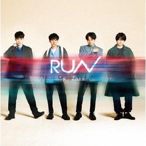 RUN<通常盤/初回限定ピクチャーレーベル仕様> 12cmCD Single