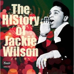 Jackie Wilson/ヒストリー・オブ・ジャッキー・ウィルソン (THE HISTORY OF JACKIE WILSON)<期間限定価格盤>[UVPR-30090]