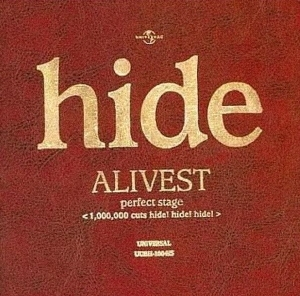 ALIVEST perfect stage<1,000,000 cuts hide!hide!hide!><期間限定盤> DVD