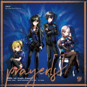 prayer[s] [CD+Blu-ray Disc]<生産限定盤> 12cmCD Single