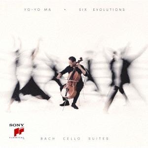 バッハ:無伴奏チェロ組曲(全曲) シックス・エヴォリューションズ CD