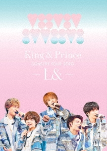King & Prince CONCERT TOUR 2020 ~L&~<通常盤> Blu-ray Disc
