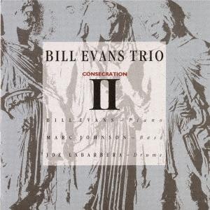 Bill Evans Trio/コンセクレイション 2<完全限定生産盤>[CDSOL-46761]