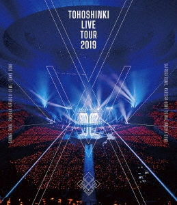 東方神起 LIVE TOUR 2019 ~XV~ Blu-ray Disc