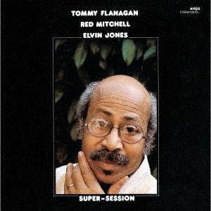 Tommy Flanagan/スーパー・セッション<期間限定価格盤>[UVJZ-21073]