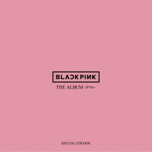THE ALBUM -JP Ver.- [CD+DVD]<SPECIAL EDITION 通常盤>
