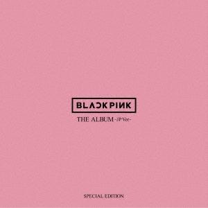 THE ALBUM -JP Ver.- [CD+DVD]<SPECIAL EDITION 通常盤> CD