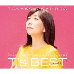 T's BEST season 1 [2CD+Blu-ray Disc]<初回生産限定盤>