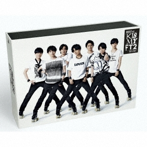 BEST of Kis-My-Ft2 [3CD+2Blu-ray Disc+メッセージカード]<初回盤A> CD