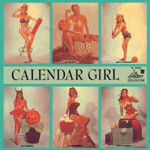 Julie London/カレンダー・ガール<限定盤>[UCCQ-9593]