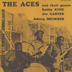 The Aces/黄金のシカゴ・ライヴ1975[PCD-24208]