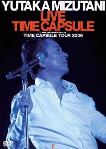 水谷豊/YUTAKA MIZUTANI LIVE TIME CAPSULE ~YUTAKA MIZUTANI TIME CAPSULE TOUR 2009~ [IOBD-21053]