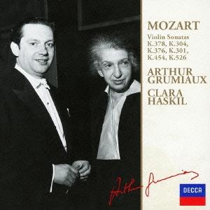 モーツァルト:ヴァイオリン・ソナタ集(6曲)<限定盤>