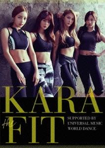 Kara (Korea)/KARA the FIT Special Boxセット [4DVD+トレーニング・ラバーバンド] [UPBH-29054]