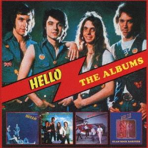 ハロー:4アルバム・ボックス・セット