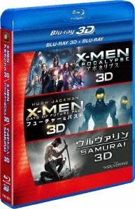 X-MEN 3D2DブルーレイBOX[FXXKA-86721]