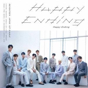 Happy Ending [CD+フォトブックD]<通常盤> 12cmCD Single
