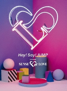 Hey! Say! JUMP LIVE TOUR SENSE or LOVE [2Blu-ray Disc+ライブフォトブックレット]<初回限定盤> Blu-ray Disc