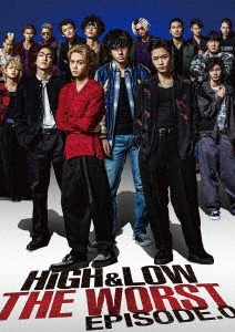 HiGH & LOW THE WORST EPISODE.0 Blu-ray Disc