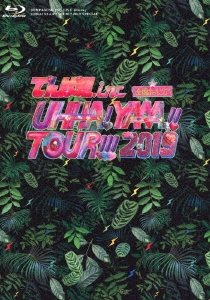 UHHA! YAAA!! TOUR!!! 2019 SPECIAL [2Blu-ray Disc+CD+フォトブックレット]<初回限定盤> Blu-ray Disc