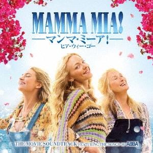 マンマ・ミーア! ヒア・ウィー・ゴー ザ・ムーヴィー・サウンドトラック<6ヶ月期間限定盤> CD