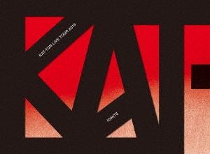 KAT-TUN LIVE TOUR 2019 IGNITE [2Blu-ray Disc+ライブフォトブックレット]<初回限定盤> Blu-ray Disc
