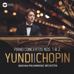 ショパン:ピアノ協奏曲 第1番、第2番 UHQCD