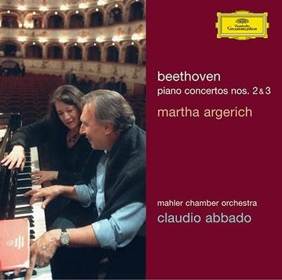 マルタ・アルゲリッチ/ベートーヴェン: ピアノ協奏曲第2番、第3番[4775026]