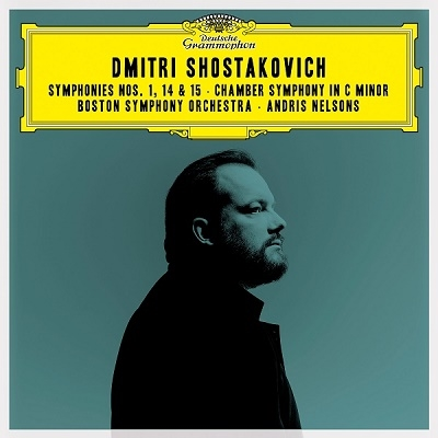 ショスタコーヴィチ: 交響曲第1番、第15番&第14番、室内交響曲