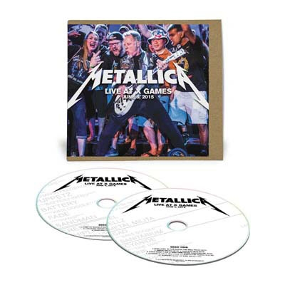 Metallica/Live Metallica: X Games-Austin, TX 06/06/15<限定盤>[LM20150606]