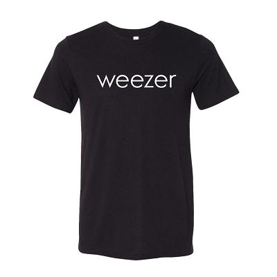 Weezer/WEEZER / LOGO 30S T-shirt Lサイズ[2050268189984]