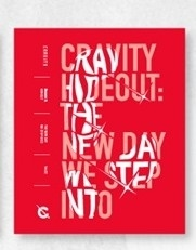 CRAVITY/Season2. [Hideout: The New Day We Step Into] (Ver.2)[L100005703VER2]