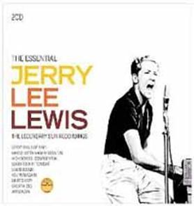 Jerry Lee Lewis/THE ESSENTIAL JERRY LEE LEWIS[OTCD-2837]
