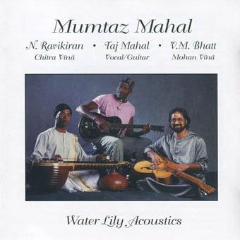 ムムターズ・マハール CD
