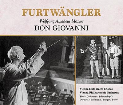 モーツァルト: 歌劇《ドン・ジョヴァンニ》全曲