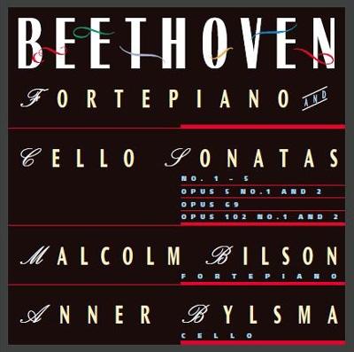 アンナー・ビルスマ/ベートーヴェン: チェロ・ソナタ集 Op.5, Op.69, Op.102<タワーレコード限定>[WQCC-190]