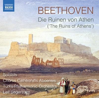 レイフ・セーゲルスタム/ベートーヴェン: 劇音楽「アテネの廃墟」他[8574076]