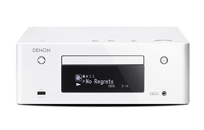 DENON ネットワークCDレシーバー[ハイレゾ対応] RCD-N9/White [RCDN9W]