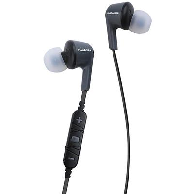 NAGAOKA AAC対応Bluetoothイヤホン