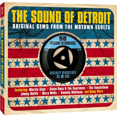Sound Of Detroit CD
