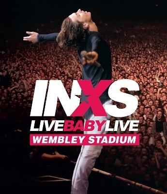 Live Baby Live Blu-ray Disc