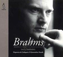 ジャナンドレア・ノセダ/Brahms: Complete Symphonies No.1-4 / Gianandrea Noseda, Cadaques Orchestra[TD0053]