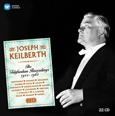 テレフンケン録音集1953-1963 CD