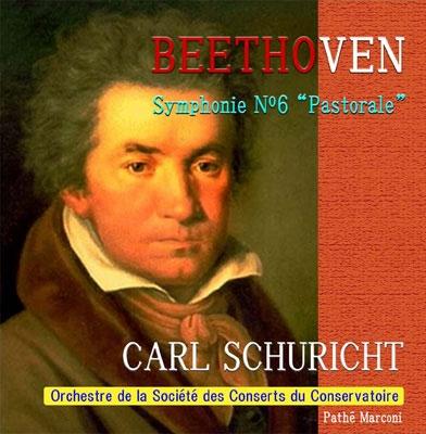 カール・シューリヒト/ベートーヴェン: 交響曲第6番「田園」、モーツァルト: ピアノ協奏曲第19番K.459[TKC326]