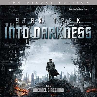 Michael Giacchino/Star Trek Into Darkness: The Deluxe Edition<初回生産限定盤>[VCL07141150]