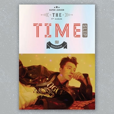 Time Slip: SUPER JUNIOR Vol.9 (DongHae Ver.) CD