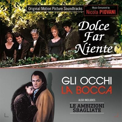Dolce Far Niente/Le Ambizioni Sbagliate/Gli Occhi, La Bocca<限定盤> CD
