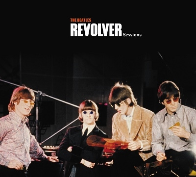 REVOLVER Sessions CD