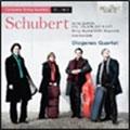 ディオジェネス四重奏団/Schubert: String Quartets Vol.5[BRL94466]
