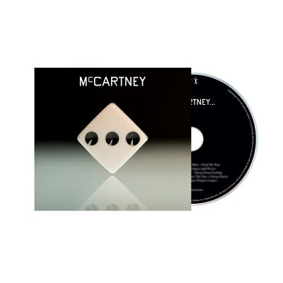 自由気ままなブログ: ポール・マッカートニー『McCartney III』発売 ...